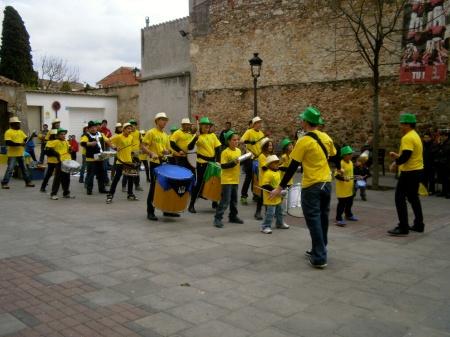 Batuco participa al 8è Mercat d'Intercanvi d'Esparreguera